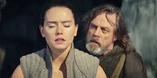 Luke Skywalker Rey