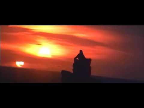 Luke Skywalker twin sunset