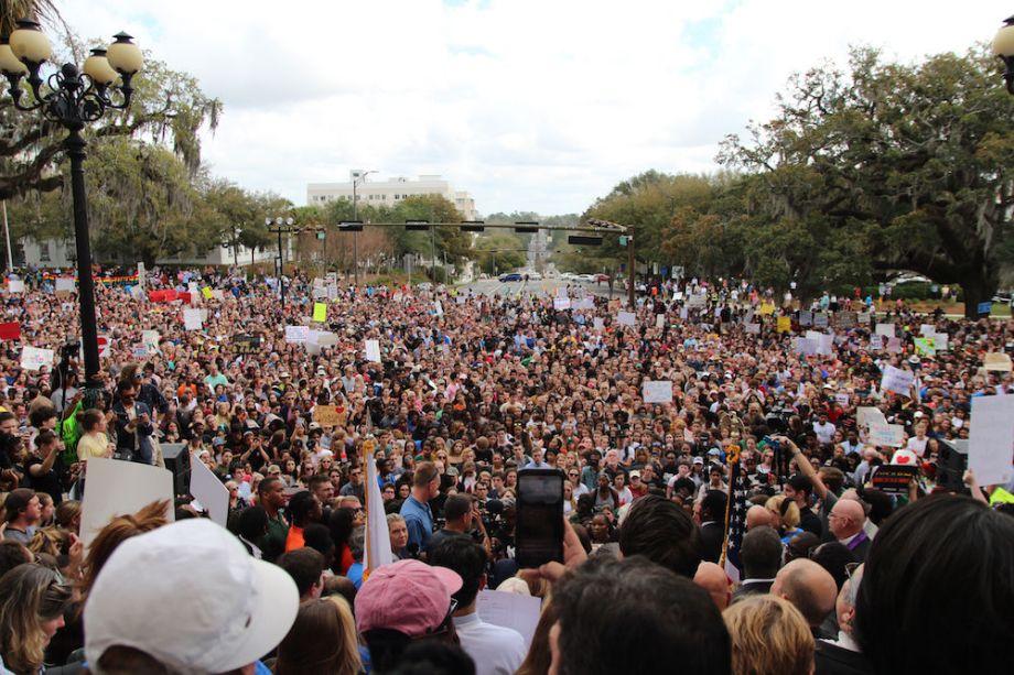 Stoneman Douglas students speak out