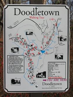 Doodletown_orientation_sign