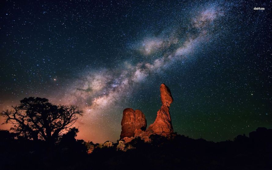 19091-milky-way-above-the-canyon-1680x1050-nature-wallpaper