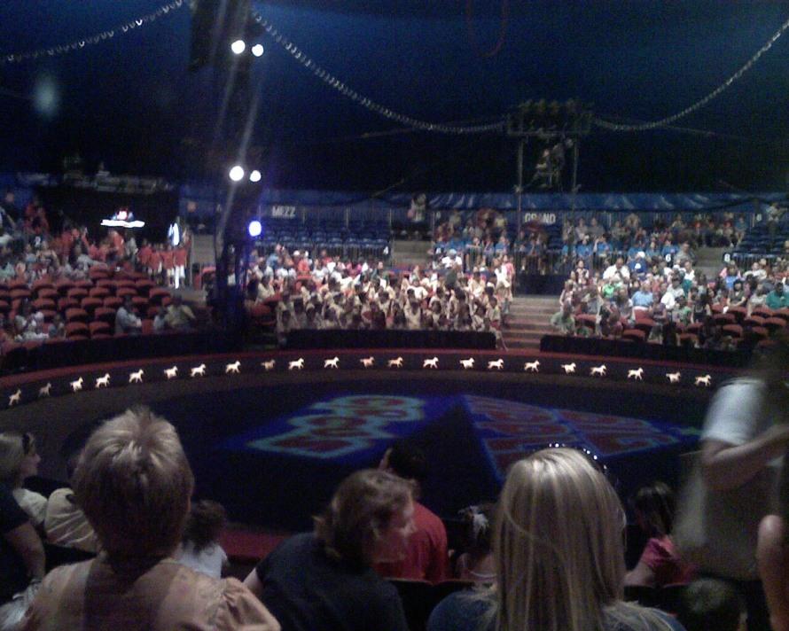 Big Apple Circus 7-1-2008
