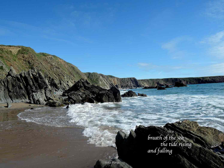 Marloes Sands,tide,