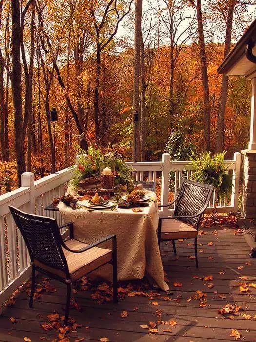 Come, Autumn