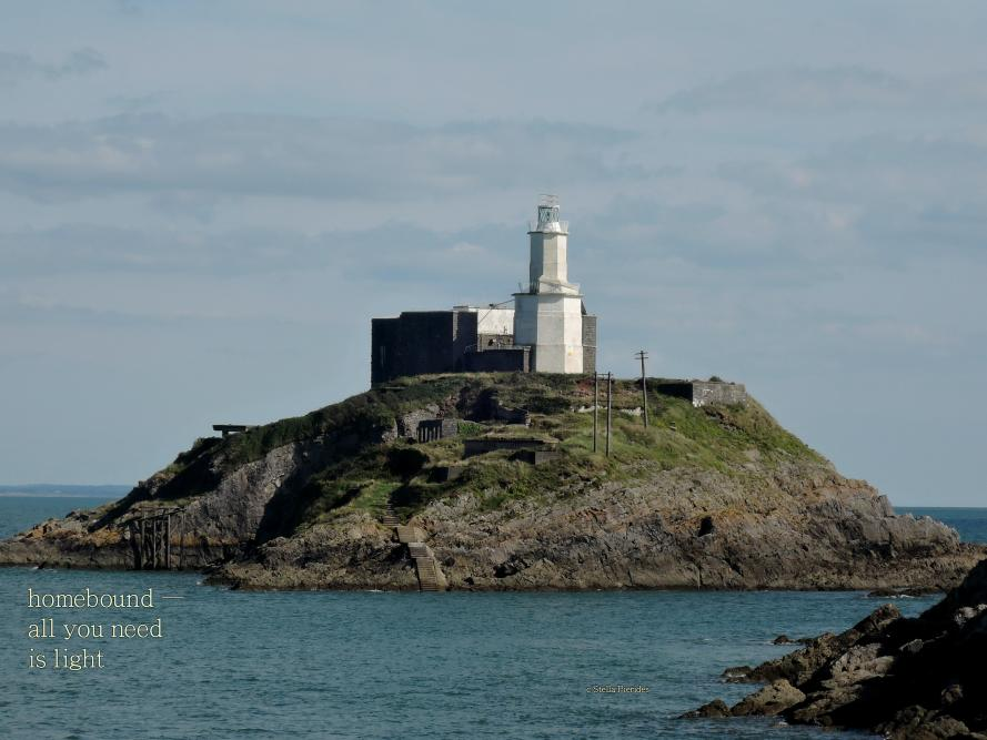 lighthouse,Mumbles,