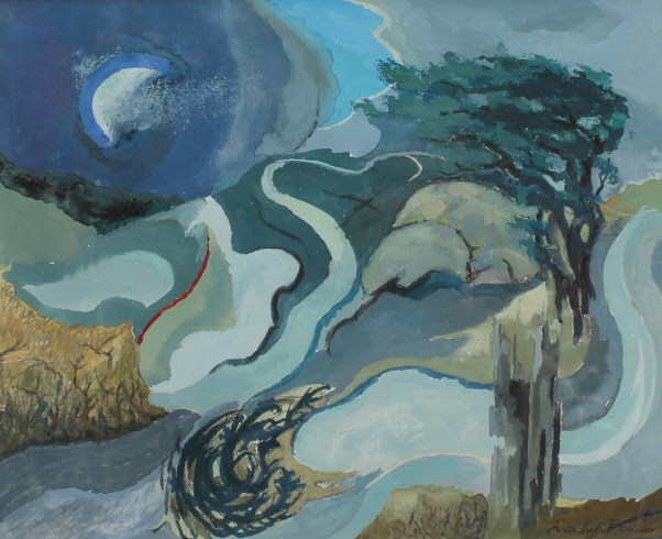 rachel-fenner-windy-landscape-with-waning-moon