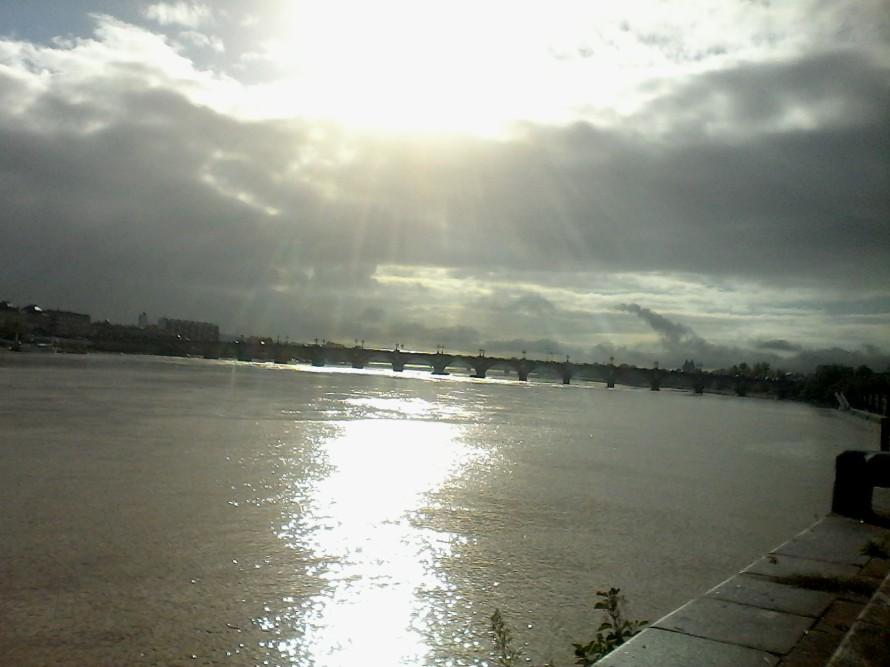 Garonne rain