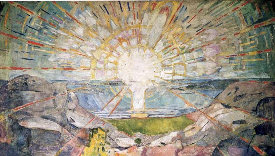 Edvard_Munch_-_The_Sun_(1911)