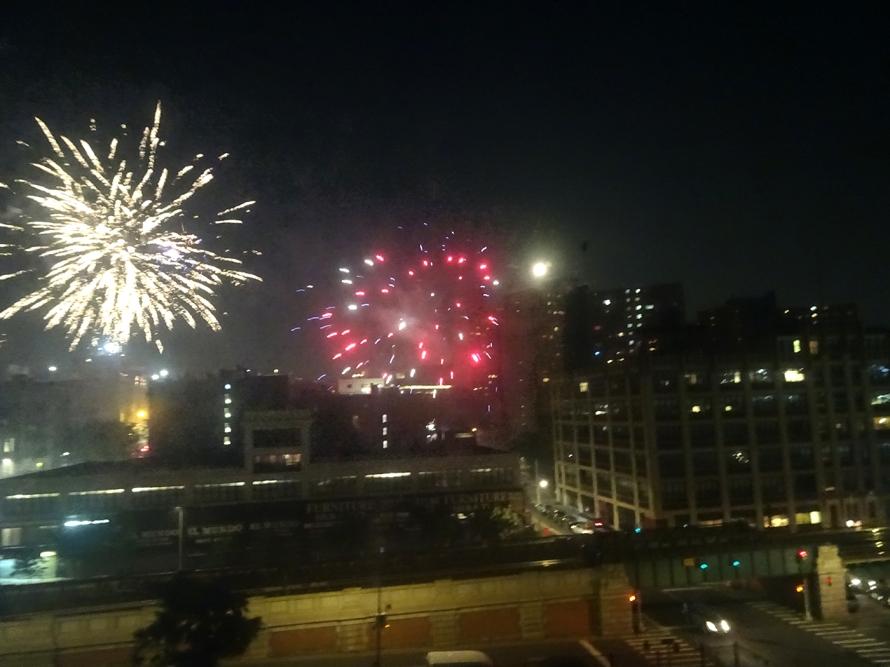 fireworks full moon s