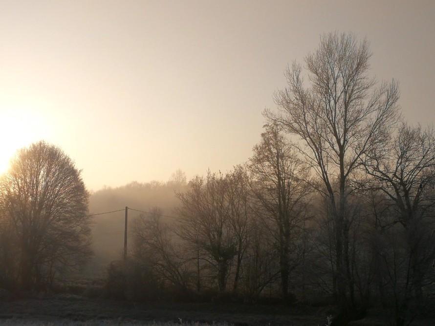 sunrise january