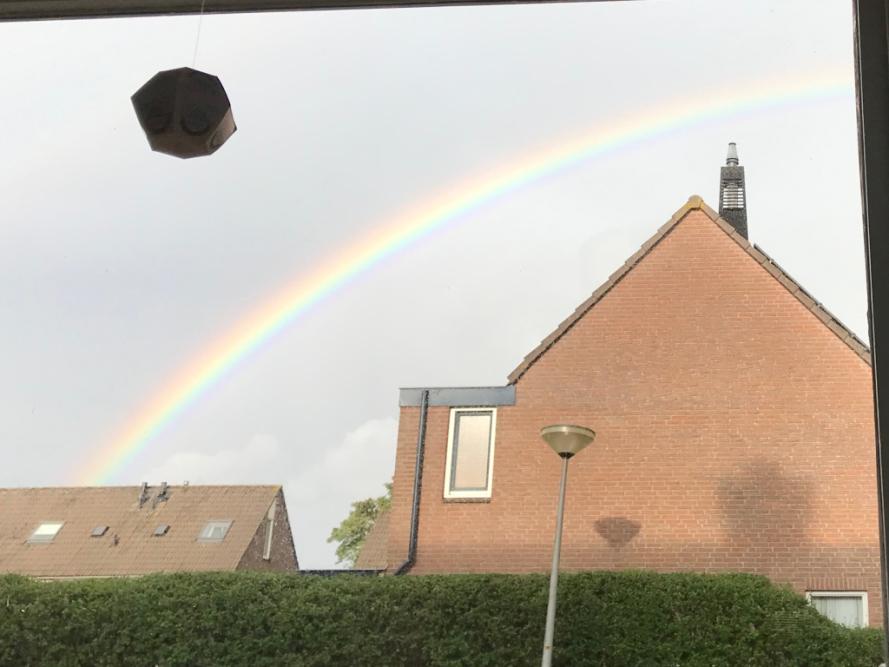 Regenboog Leimuiden